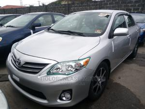 Toyota Corolla 2010 Silver | Cars for sale in Lagos State, Apapa
