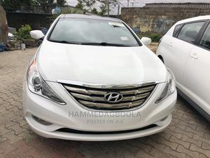 Hyundai Sonata 2013 White | Cars for sale in Lagos State, Ikeja