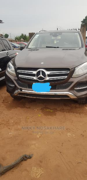 Mercedes-Benz GLE-Class 2016 Brown   Cars for sale in Edo State, Ikpoba-Okha