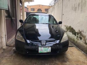 Honda Accord 2004 Black | Cars for sale in Lagos State, Agboyi/Ketu