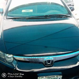 Honda Civic 2007 1.8i VTEC Black   Cars for sale in Abuja (FCT) State, Kubwa