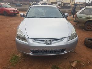Honda Accord 2004 2.4 Type S Automatic Silver | Cars for sale in Edo State, Benin City