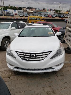 Hyundai Sonata 2011 White | Cars for sale in Lagos State, Ojodu