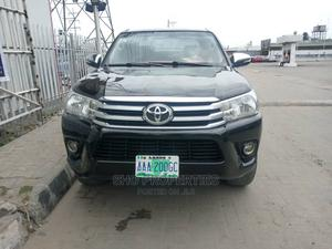 Toyota Hilux 2013 WORKMATE 4x4 Black | Cars for sale in Lagos State, Ajah