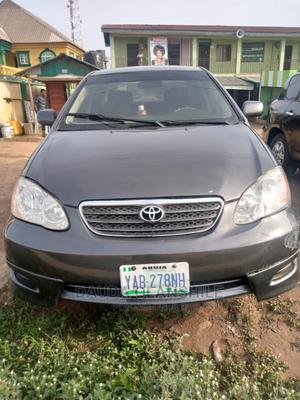 Toyota Corolla 2004 1.4 D Automatic Gray | Cars for sale in Ekiti State, Ado Ekiti