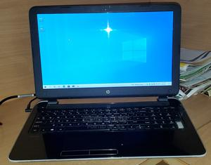 Laptop HP Pavilion 15 8GB AMD A10 HDD 1T   Laptops & Computers for sale in Lagos State, Ikeja