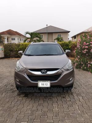 Hyundai Ix35 2013 Gray | Cars for sale in Lagos State, Lekki