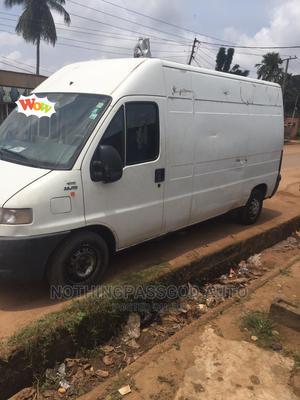 Fiat Ducato 2001 White | Cars for sale in Ogun State, Ado-Odo/Ota