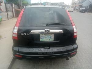 Honda CR-V 2008 2.4 EX Automatic Black | Cars for sale in Lagos State, Surulere
