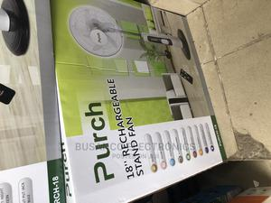 Punch 18inchs Rechargeable Standing Fan | Home Appliances for sale in Lagos State, Ikeja