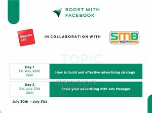 FREE Boost With Facebook Training | Classes & Courses for sale in Lagos State, Ikeja