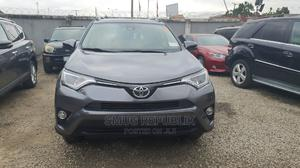 Toyota RAV4 2017 XLE AWD (2.5L 4cyl 6A) Gray | Cars for sale in Lagos State, Amuwo-Odofin
