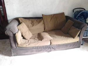 7 Seater Living Room Chairs With Throw Pillows | Furniture for sale in Lagos State, Ipaja