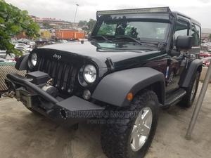 Jeep Wrangler 2015 Black | Cars for sale in Lagos State, Apapa