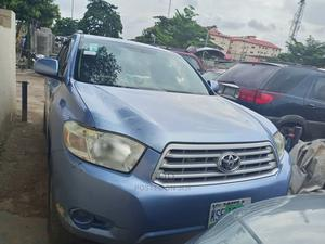 Toyota Highlander 2009 Blue   Cars for sale in Lagos State, Ikeja