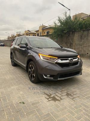 Honda CR-V 2017 Gray   Cars for sale in Lagos State, Lekki