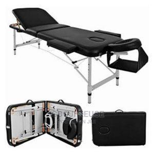 Foldable Massage Bed Iron | Salon Equipment for sale in Lagos State, Lagos Island (Eko)