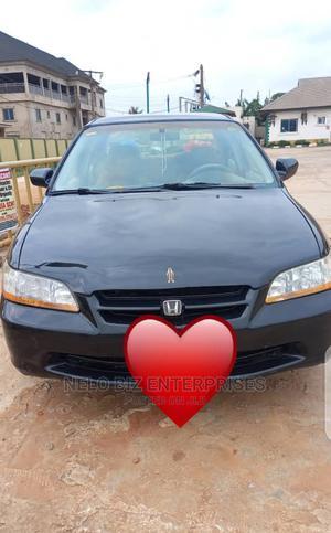 Honda Accord 2000 Black | Cars for sale in Lagos State, Ikorodu