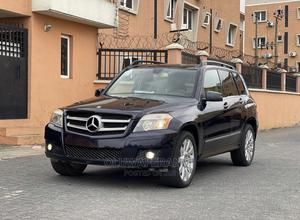 Mercedes-Benz GLK-Class 2011 350 4MATIC Blue | Cars for sale in Lagos State, Ogba