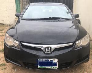 Honda Civic 2007 Black   Cars for sale in Oyo State, Ibadan