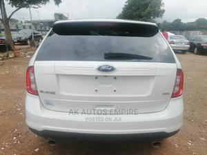 Ford Edge 2012 White | Cars for sale in Abuja (FCT) State, Jabi