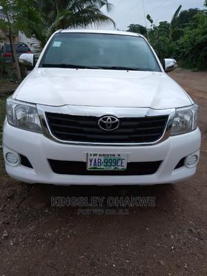 Toyota Hilux 2012 2.0 VVT-i White | Cars for sale in Abuja (FCT) State, Karu