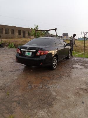 Toyota Corolla 2009 1.8 Exclusive Automatic Black | Cars for sale in Bauchi State, Bauchi LGA