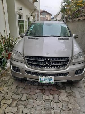 Mercedes-Benz M Class 2010 ML 350 4Matic Silver   Cars for sale in Lagos State, Lekki