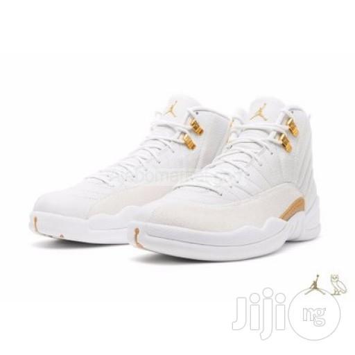 Nike Air Jordan XII OVO Sneakers