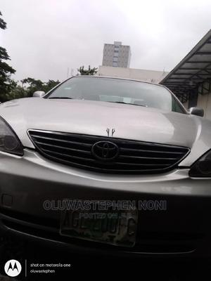 Toyota Camry 2005 2.4 XLE Silver   Cars for sale in Lagos State, Victoria Island