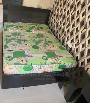 6by4.5 Bed Frame 10inches Mattress | Furniture for sale in Lagos State, Ajah