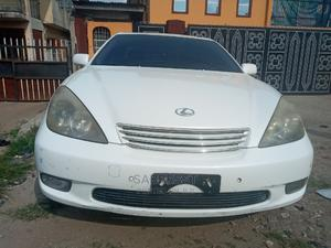 Lexus ES 2003 White   Cars for sale in Lagos State, Isolo