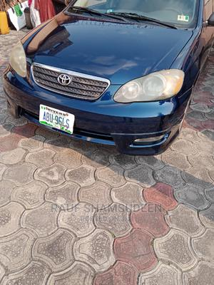 Toyota Corolla 2007 1.8 VVTL-i TS Blue | Cars for sale in Rivers State, Obio-Akpor