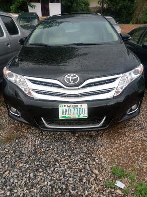 Toyota Venza 2011 V6 Black | Cars for sale in Abuja (FCT) State, Karu