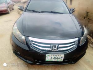 Honda Accord 2008 2.0i-Vtec Executive Black | Cars for sale in Kwara State, Ilorin South