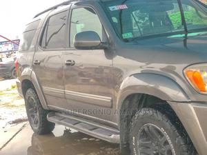 Toyota Sequoia 2006 Gray | Cars for sale in Lagos State, Ajah