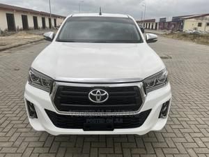 Toyota Hilux 2018 White | Cars for sale in Lagos State, Ajah