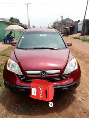 Honda CR-V 2009 2.4 Red   Cars for sale in Anambra State, Onitsha