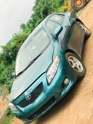 Toyota Corolla 2009 Green | Cars for sale in Oyo State, Ibadan