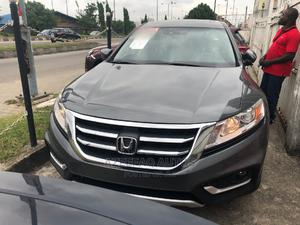 Honda Accord CrossTour 2014 EX-L W/Navigation AWD Gray | Cars for sale in Lagos State, Surulere