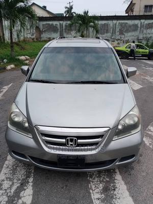 Honda Odyssey 2007 Gray | Cars for sale in Lagos State, Ikeja