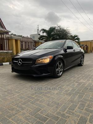 Mercedes-Benz CLA-Class 2014 Purple | Cars for sale in Lagos State, Lekki