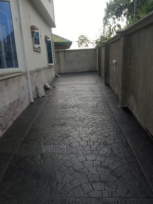 Concrete Stamp Floor | Building & Trades Services for sale in Ogun State, Obafemi-Owode