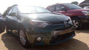 Toyota Corolla 2015 Green | Cars for sale in Abuja (FCT) State, Kubwa