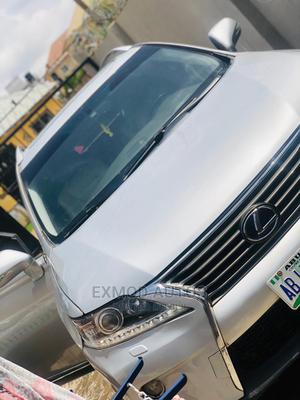 Lexus RX 2012 350 AWD Silver | Cars for sale in Abuja (FCT) State, Gudu