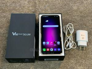 LG V60 ThinQ 128 GB Blue   Mobile Phones for sale in Lagos State, Ikeja