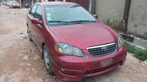 Toyota Corolla 2005 1.8 TS Red | Cars for sale in Lagos State, Alimosho
