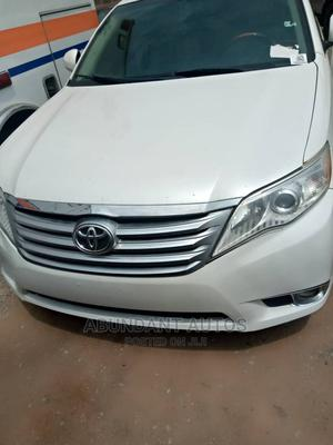 Toyota Avalon 2012 White   Cars for sale in Lagos State, Ikeja