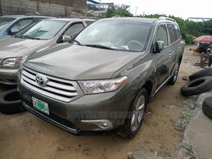 Toyota Highlander 2012 Green | Cars for sale in Lagos State, Amuwo-Odofin