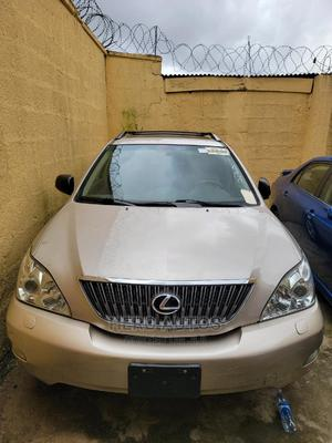 Lexus RX 2007 350 4x4 Gold   Cars for sale in Lagos State, Surulere